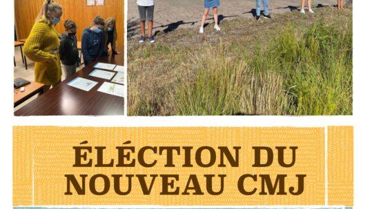 Election CMJ