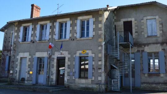 Mairie du Temple en Gironde