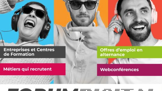 Forum digital de l'alternance