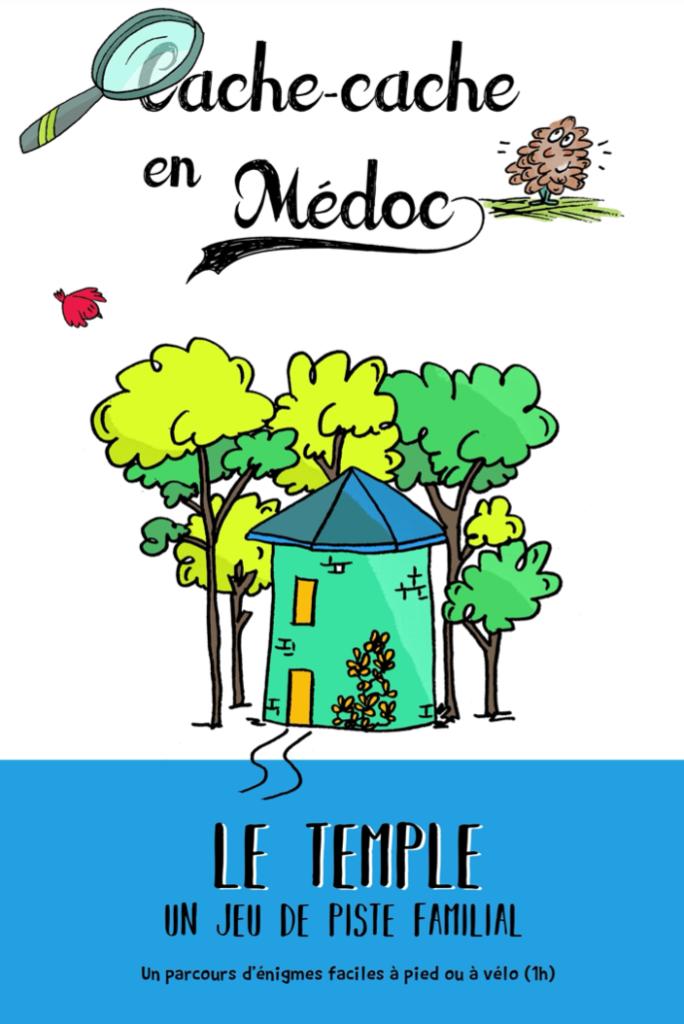 Cache-cache en Médoc