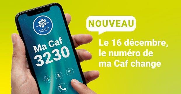 Numéro Caf